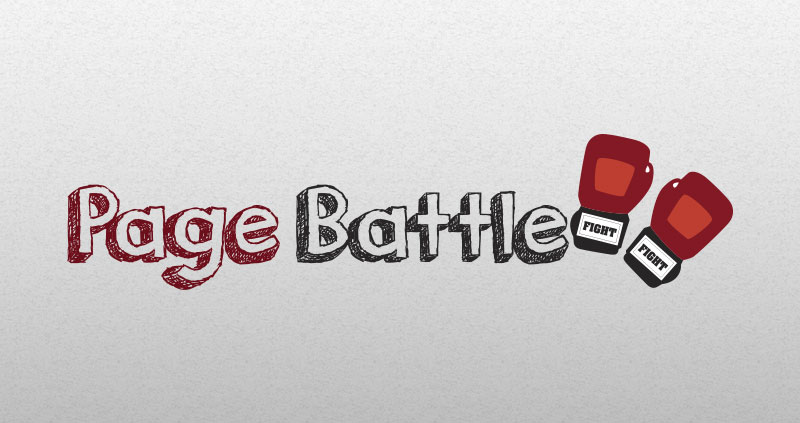 Logo Design Page Battle
